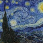 van gogh stary night