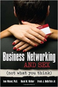 networking and sex knjiga