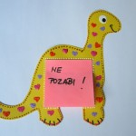 dinozaver-blokec-ne-pozabi